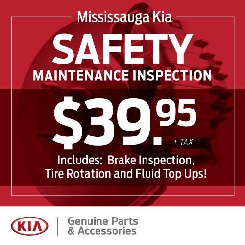 Safety Maintenance Inspection