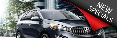 Mississauga Kia Offers