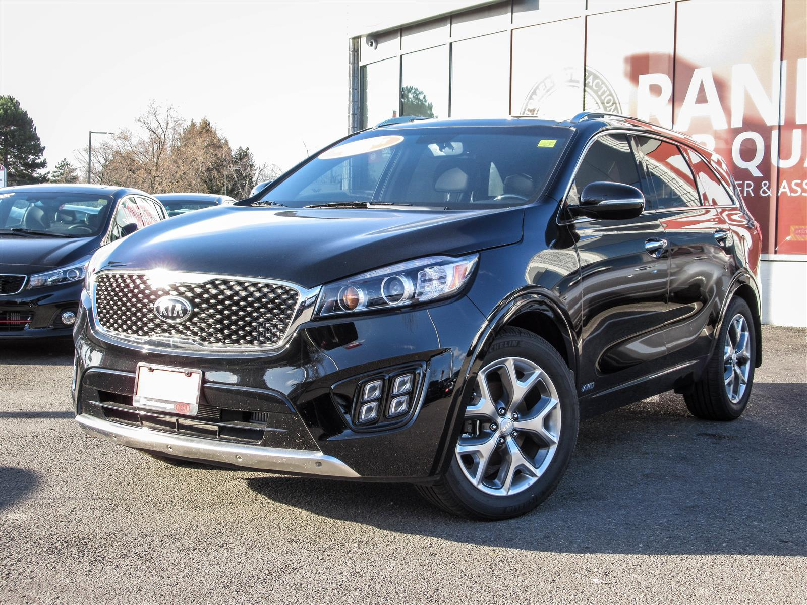 2017 Kia Sorento SX Turbo Deal