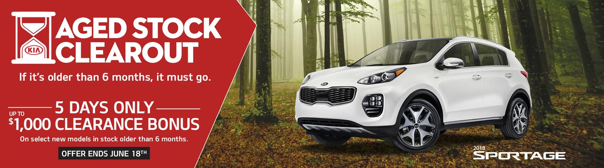 Kia 5 Days Sale