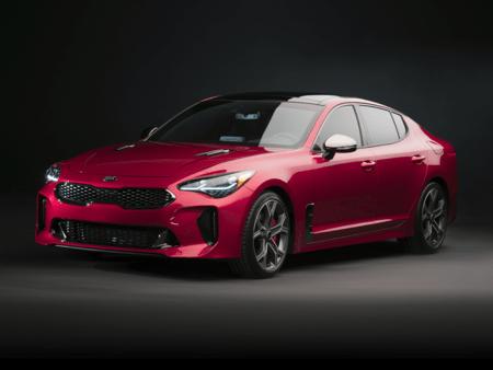 2020 Kia Stinger GT Test