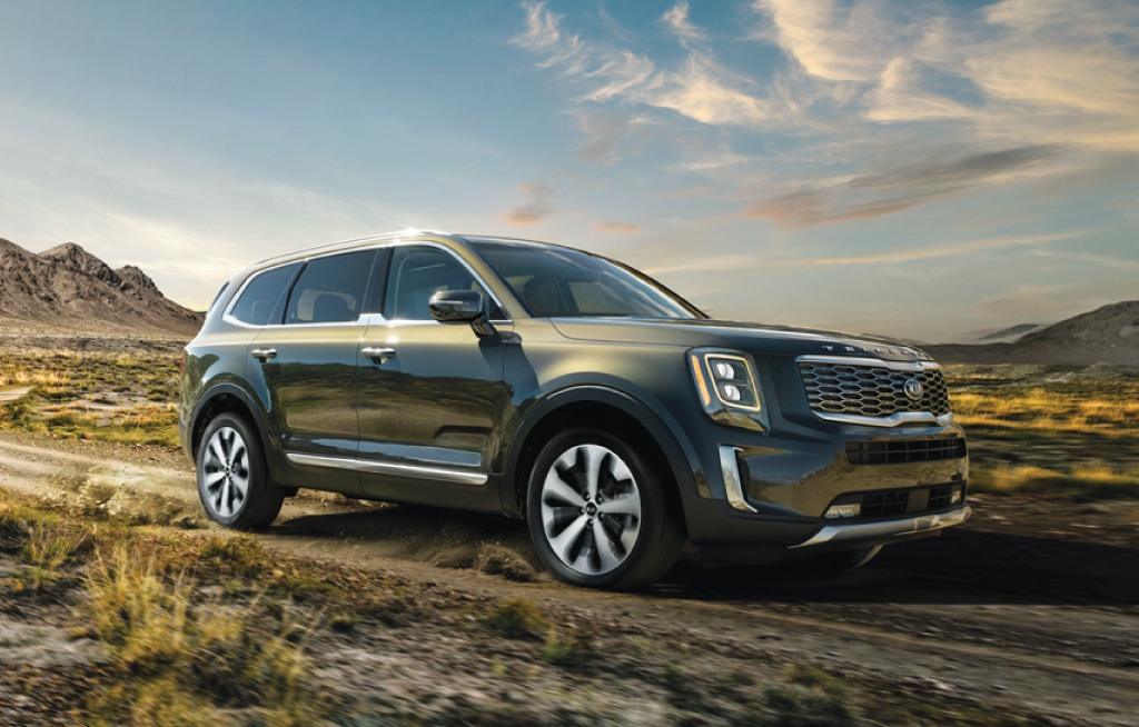 High End Kia Vehicles Kia Telluride Mississauga Kia