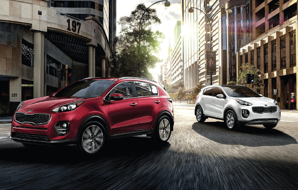 Is the Kia Sportage a FWD or AWD - Mississauga Kia
