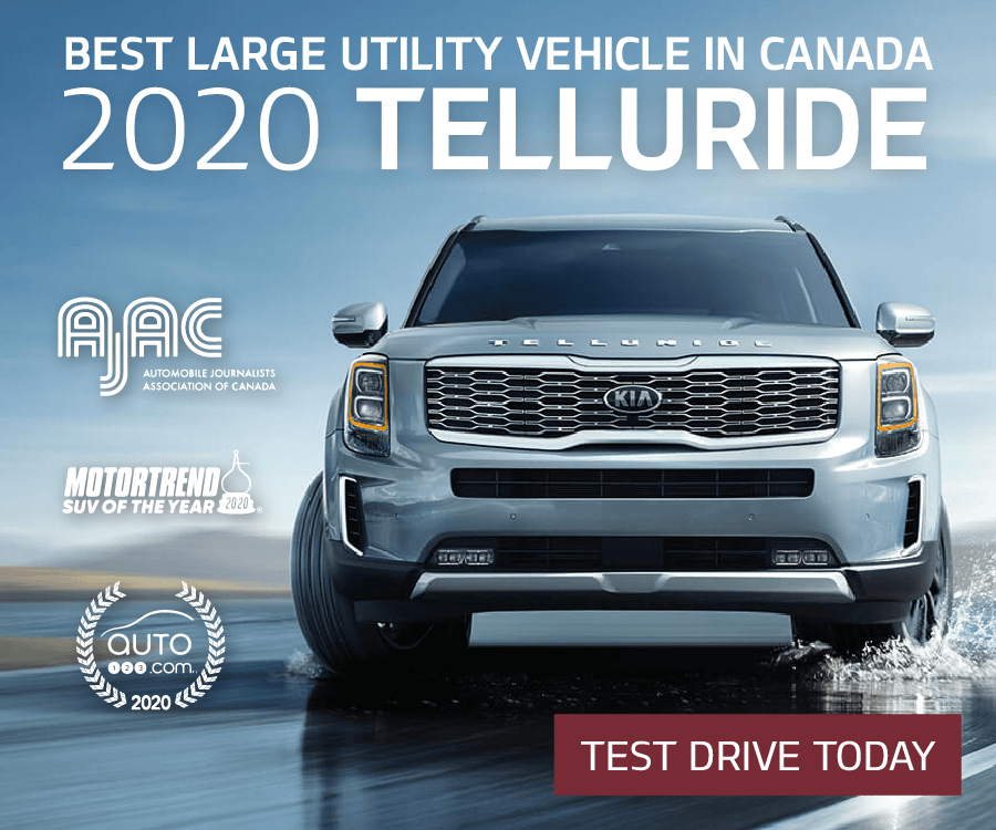 MK Telluride Mississauga - Test Drive Today