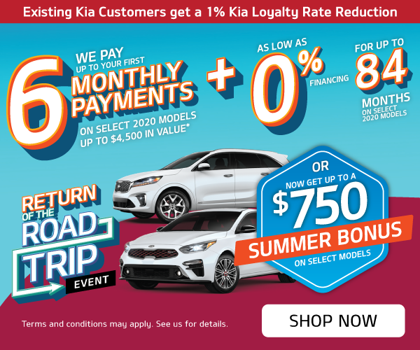 Kia-Return-of-the-Road-Promotion- Mississauga-Kia