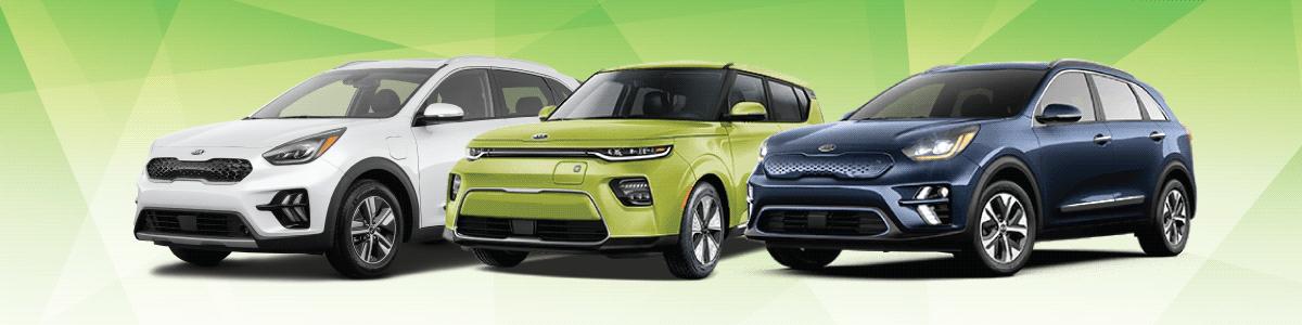 Kia Soul EV-Kia Niro EV-Kia Niro PHEV - Electric Cars at Mississauga Kia