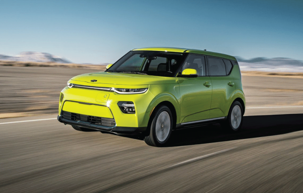 2020 Kia Soul EV - Electric Cars in Mississauga - Misissauga Kia