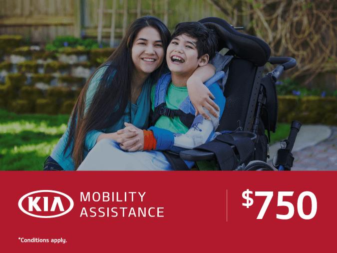 Mobility Assistance Program