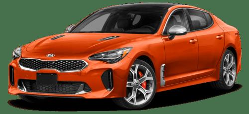 2021 Kia Stringer GT Limited